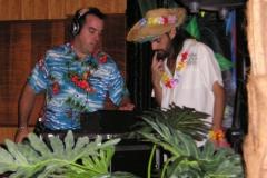 DJ Enrique et MC Benito