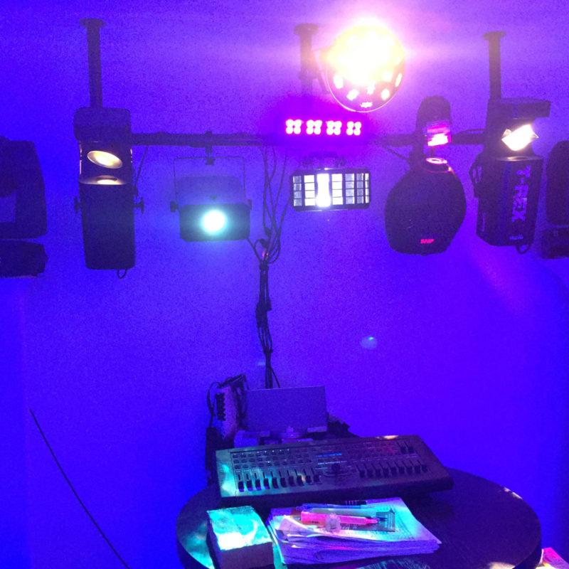 techno disco